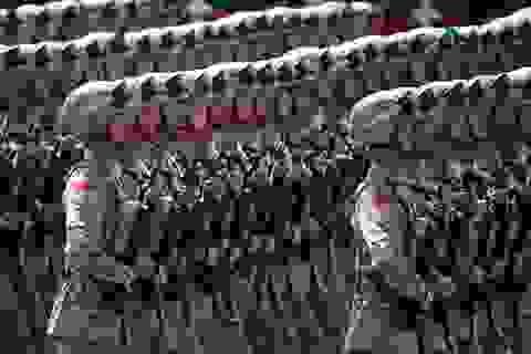 Trung Quốc cải tổ quân đội theo hướng hiện đại hóa