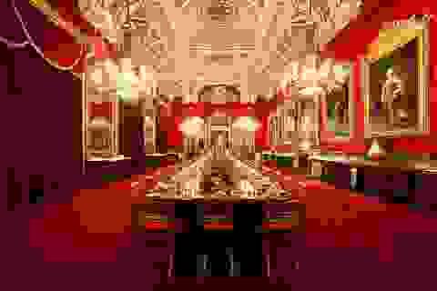 Phòng ăn cung điện Buckingham bị đóng cửa vì lo ngại mất an toàn