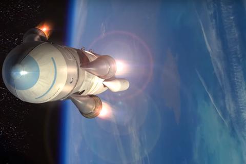 Lầu Năm Góc hủy chương trình phóng vệ tinh bằng chiến đấu cơ F-15