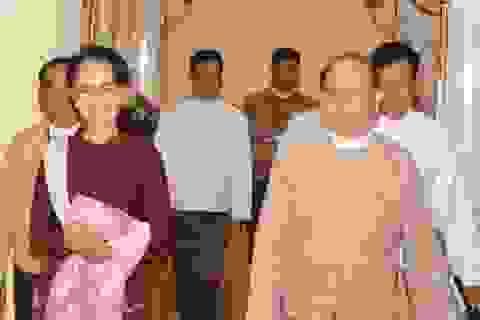 Bắt đầu đàm phán chuyển giao quyền lực ở Myanmar