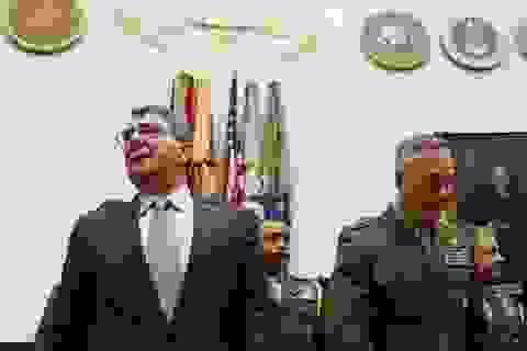 Mỹ cử lực lượng đặc nhiệm tới Iraq để tiêu diệt IS