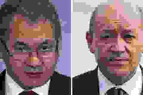 Nga-Pháp nhất trí tăng cường hợp tác tiêu diệt IS tại Syria