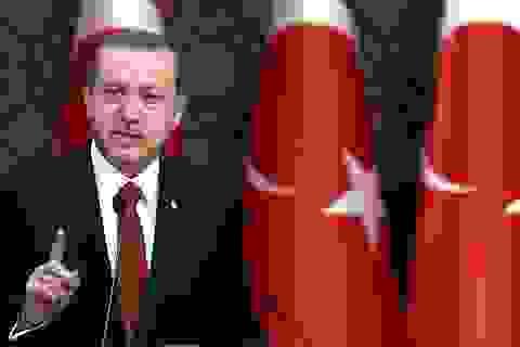 Hé lộ bằng chứng mới cho thấy Thổ Nhĩ Kỳ hỗ trợ IS