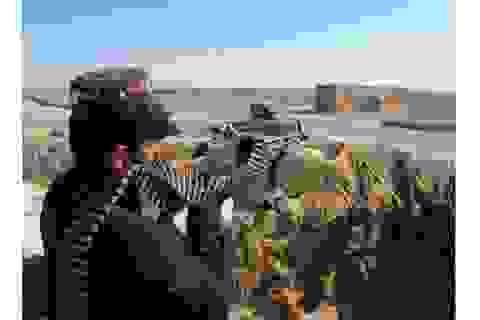 Nga chia sẻ thông tin tình báo với Taliban để tiêu diệt IS