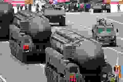 Những sự kiện quân sự quan trọng nhất của Nga năm 2015