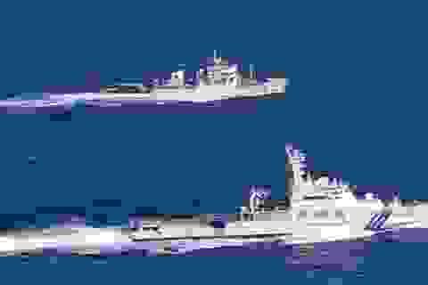 """Nhật Bản """"tố"""" 4 tàu tuần tra Trung Quốc xâm nhập lãnh hải"""