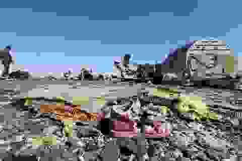 Thợ cơ khí Ai Cập bị nghi đặt bom cho nổ tung máy bay chở khách Nga