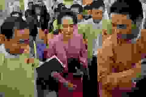 Quốc hội Myanmar nhóm họp chọn ứng cử viên tổng thống