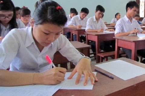 Quảng Ngãi: Tỉ lệ đỗ tốt nghiệp THPT đạt 88,12%