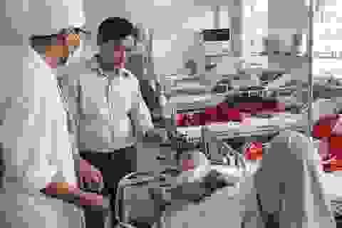 Vụ lật xe khiến 37 người bị thương: 35 nạn nhân đã xuất viện