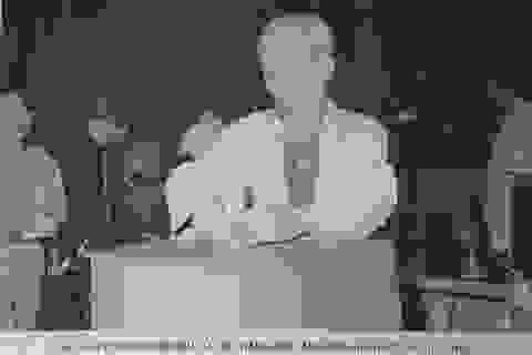 """Hồi ức về """"Bác Hồ với Quốc hội và Hội đồng nhân dân"""""""