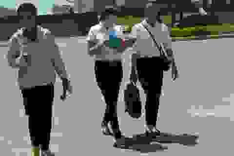 Cụm thi đại học tại Quảng Ngãi: 2 thí sinh đạt 9,8 điểm