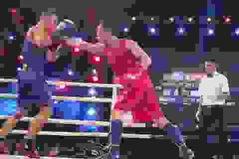 """10 võ sĩ xuất sắc tranh tài trên """"Đấu trường thép"""" tại Quảng Ngãi"""