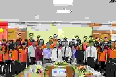 Ấn tượng chương trình gặp mặt Tân sinh viên khoa Dược HUTECH