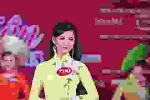 """Công bố Top 50 thí sinh vào Chung kết """"Nữ sinh viên Việt Nam duyên dáng 2015"""""""