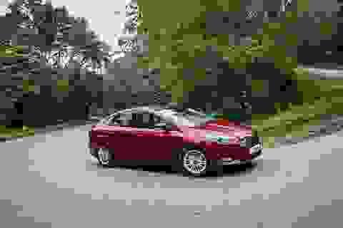 FordFocus EcoBoost 1.5 ghi điểm bằng trang bị an toàn