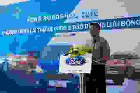 Nhìn lại hành trình Ford Roadshow 2016 tại Việt Nam