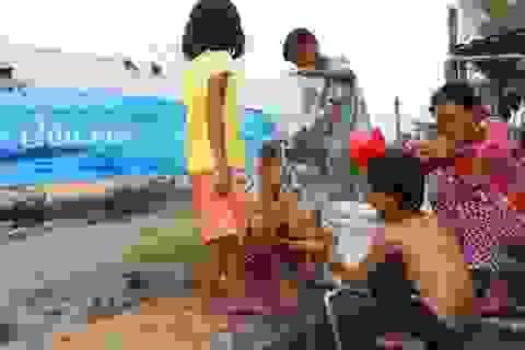 Lan tỏa tinh thần tiết kiệm nước