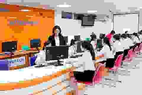 HUTECH khai trương Trung tâm Tuyển dụng & Đào tạo Nhân lực Ngân hàng - Doanh nghiệp