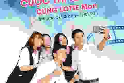 Selfie liền tay, nhận ngay quà khủng với LOTTE Mart