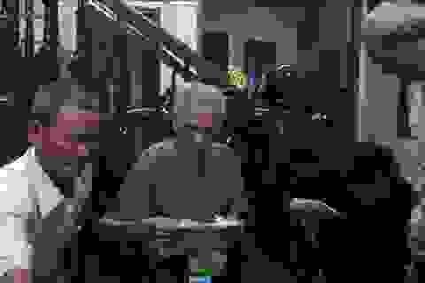 Cụ ông 109 tuổi chia sẻ bí quyết trường thọ
