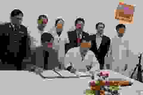 Bệnh viện Đa khoa TP Hà Tĩnh được hỗ trợ nhiều kỷ thuật hiện đại