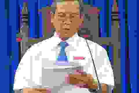Nguyên phó Công an TP Tuy Hòa bị phạt 9 tháng tù treo