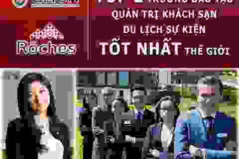 Hội thảo Du học Thụy Sỹ - Trường Glion & Les Roches: Học bổng và nhiều ưu đãi hấp dẫn