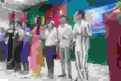Ngày vui ở trại giam Đồng Găng