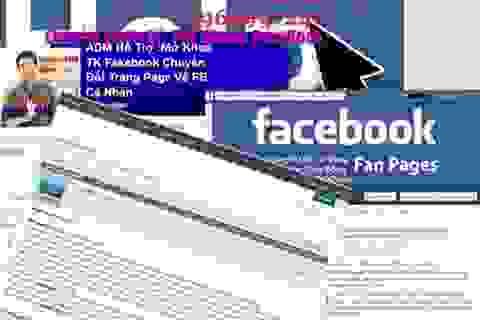 Lừa đảo trên Facebook đang có chiều hướng tăng mạnh
