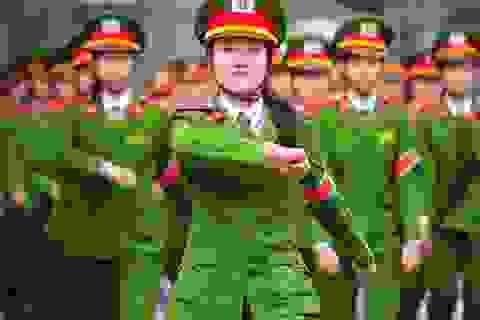 Những nữ chiến sỹ của nhân dân