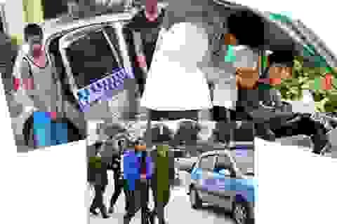 Cảnh giác với cướp trên xe taxi