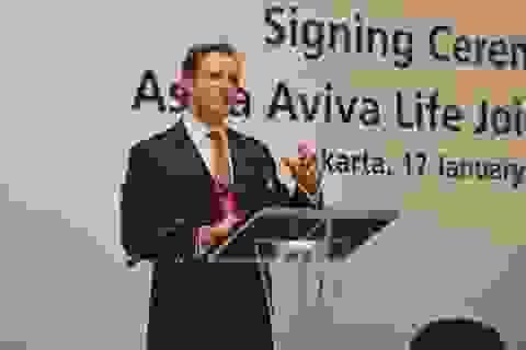 Ông Mark Wilson - Tổng giám đốc Tập đoàn Aviva: Đầu tư có trọng điểm – cắm cờ khi chắc thắng