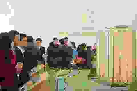 Ẩn số mới của thị trường bất động sản Tây Bắc Thủ đô