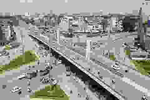 Bất động sản cao cấp tăng tốc theo hạ tầng