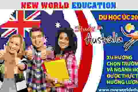 Du học Úc định hướng chọn trường và ngành học