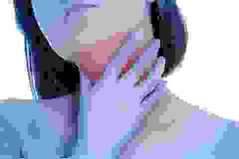 Viêm họng do trào ngược - phổ biến nhưng ít người biết