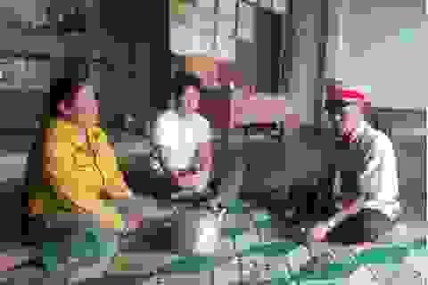 Cựu binh 75 tuổi tích cực làm công tác khuyến học