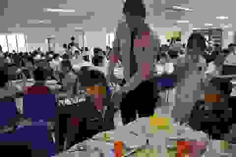 Dinh dưỡng học đường - Cái nhìn từ một trường quốc tế
