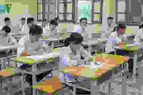 """PGS Văn Như Cương: """"Bỏ xếp loại tốt nghiệp THPT là cào bằng"""""""