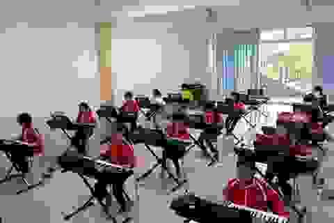 Bà Rịa - Vũng Tàu khắc phục tình trạng trường học… thừa đàn Organ