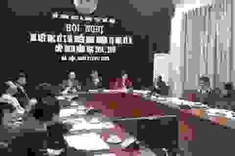 Hà Nội: Học sinh tiến bộ hơn khi thực hiện Thông tư 30