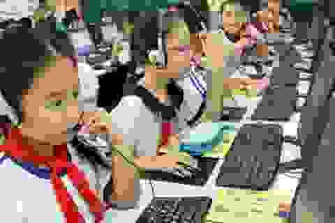 Hà Nội xây dựng kế hoạch giúp học sinh khai thác hiệu quả internet