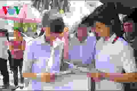 Kỳ thi tốt nghiệp THPT quốc gia: Băn khoăn với nhiều điểm mới