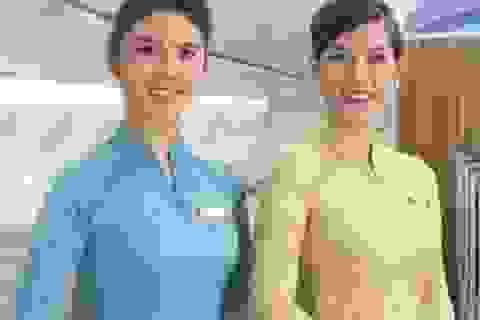 Học nói tiếng Anh thành thạo để trở thành tiếp viên hàng không
