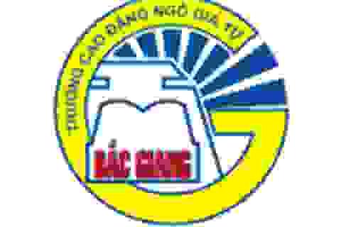 Trường Cao đẳng Ngô Gia Tự thông báo tuyển sinh hệ chính quy năm 2015