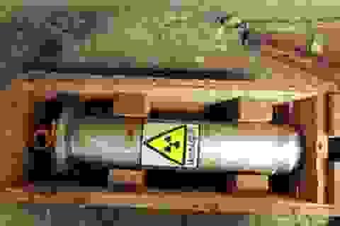 Những cảnh báo từ việc mất nguồn phóng xạ ở Việt Nam