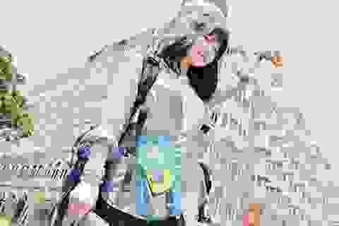 Nữ sinh Hàn Quốc du lịch vòng quanh thế giới một mình