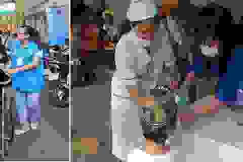3.000 sinh viên tiếp sức dẹp cò bệnh viện