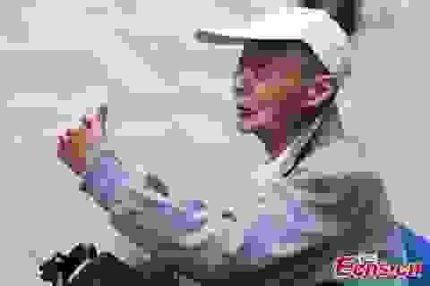 Cụ ông 86 tuổi 15 lần đi thi đại học